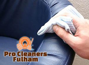 Leather Sofa Cleaning Fulham